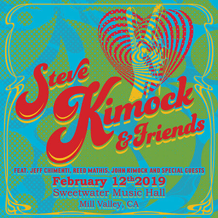 02/12/19 Sweetwater Music Hall, Mill Valley, CA