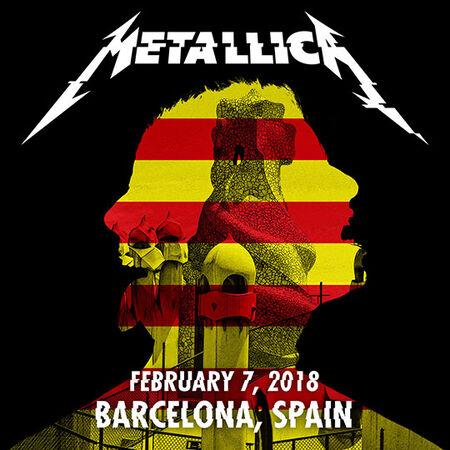 02/07/18 Palau Sant Jordi, Barcelona, ESP