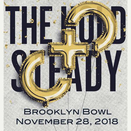 11/28/18 Brooklyn Bowl, Brooklyn, NY