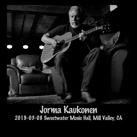 03/08/19 Sweetwater Music Hall, Mill Valley, CA