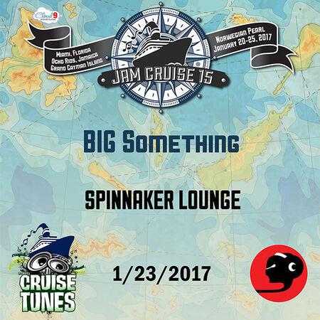 01/23/17 Spinnaker Lounge, Jam Cruise, US