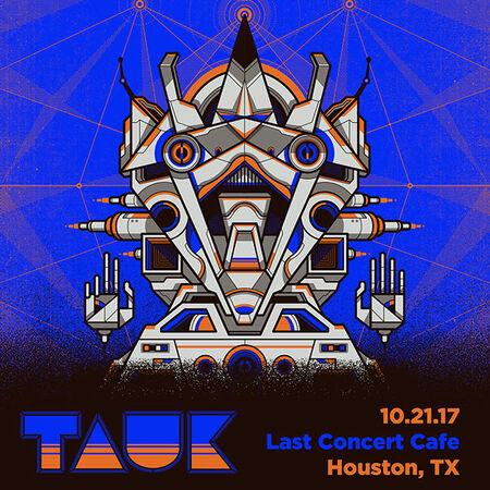 10/21/17 Last Concert Cafe, Houston, TX