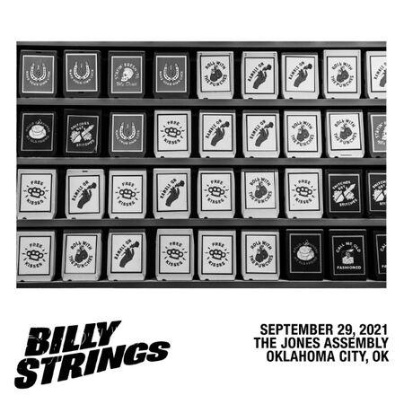 09/29/21 The Jones Assembly, Oklahoma City, OK