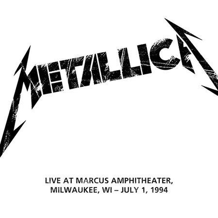 07/01/94 Marcus Amphitheater, Milwaukee, WI