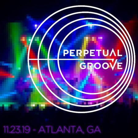 11/23/19 Variety Playhouse, Atlanta, GA