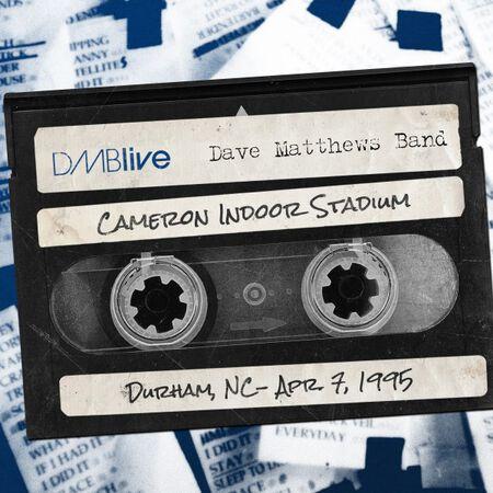 04/07/95 Cameron Indoor Stadium, Durham, NC