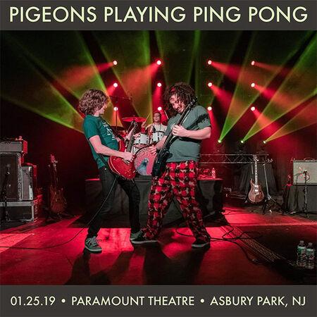 01/25/19 Paramount Theater, Asbury Park, NJ