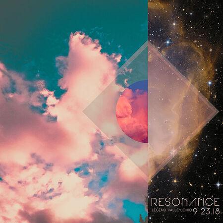 09/23/18 Resonance Music Festival , Thronville, OH