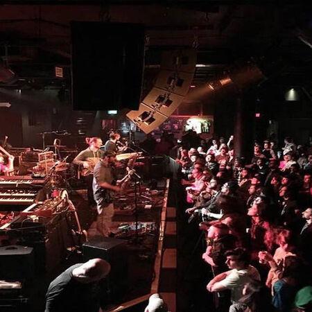 04/08/17 Paradise Rock Club, Boston, MA