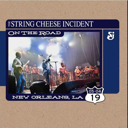 05/04/19 Mardi Gras World, New Orleans, LA