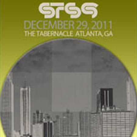 12/29/11 The Tabernacle, Atlanta, GA