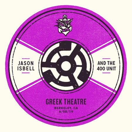 06/08/19 Greek Theatre, Berkeley, CA