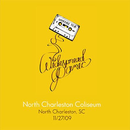 11/27/09 North Charleston Coliseum, North Charleston, SC