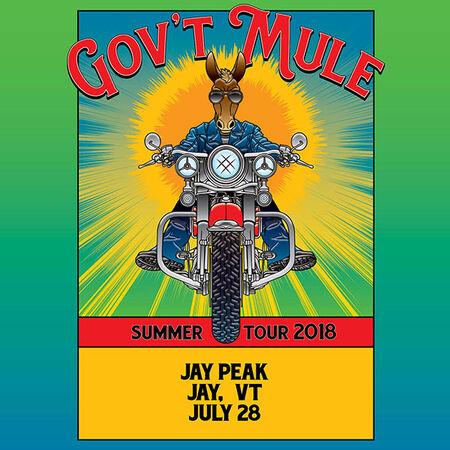 07/28/18 Jay Peak, Jay, VT