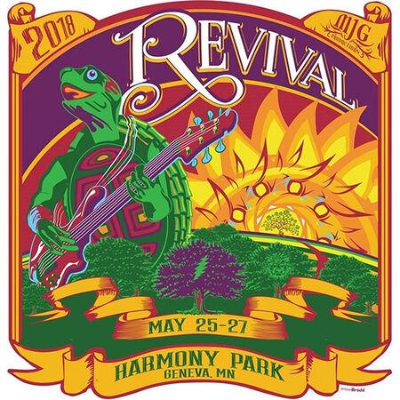05/26/18 Revival Music Festival, Geneva, MN