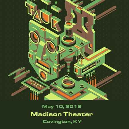 05/10/19 Madison Theater, Covington, KY