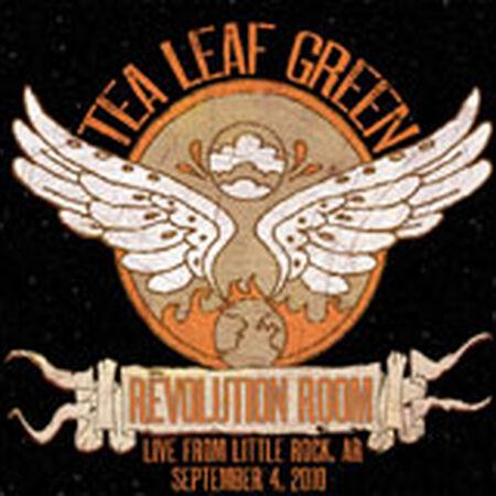 09/04/10 The Revolution Room, Little Rock, AR