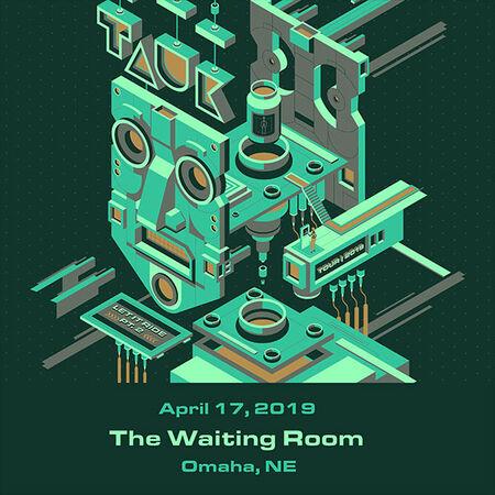 04/17/19 The Waiting Room, Omaha, NE