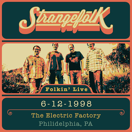 06/12/98 The Electric Factory, Philadelphia, PA
