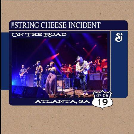 07/06/19 Fox Theatre, Atlanta, GA