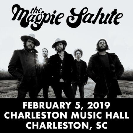 02/05/19 Charleston Music Hall, Charleston, SC