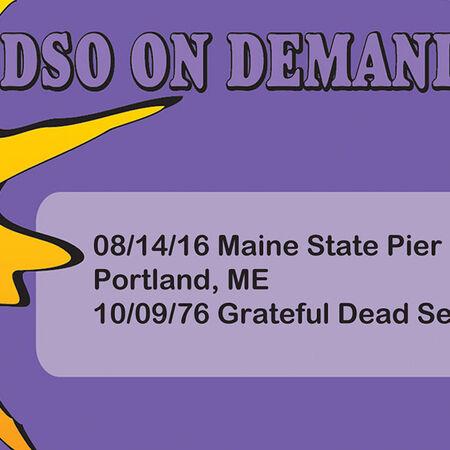 08/14/16 Maine State Pier, Portland, ME