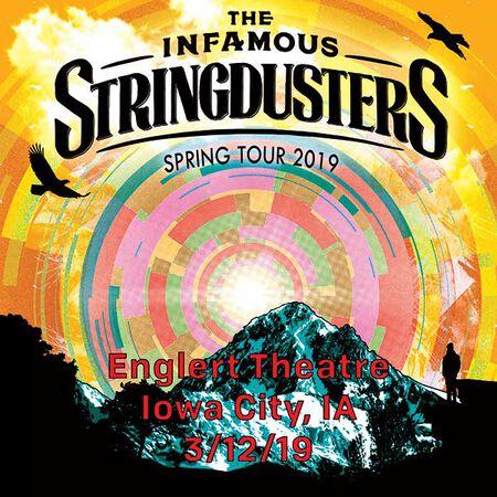 03/12/19 Englert Theatre, Iowa City, IA