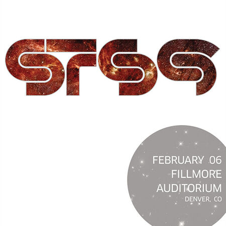 02/06/16 Fillmore Auditorium, Denver, CO