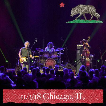 11/01/18 Chicago Theatre, Chicago, IL