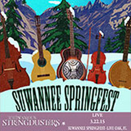 03/22/15 Suwannee Springfest, Live Oak, FL