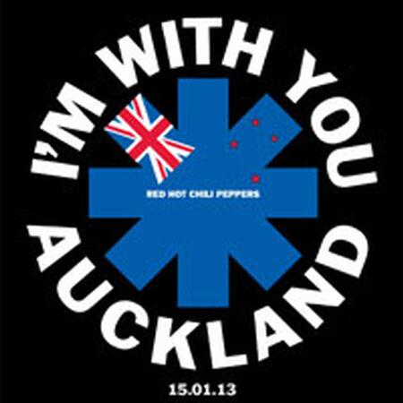 01/15/13 Vector Arena, Auckland, NZ