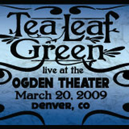 03/20/09 Ogden Theater, Denver, CO