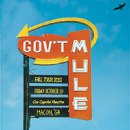 10/19/12 Cox Capitol Theatre, Macon, GA