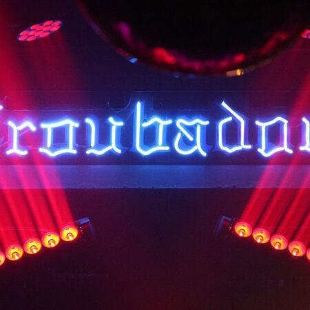 04/07/17 Troubadour, West Hollywood, CA