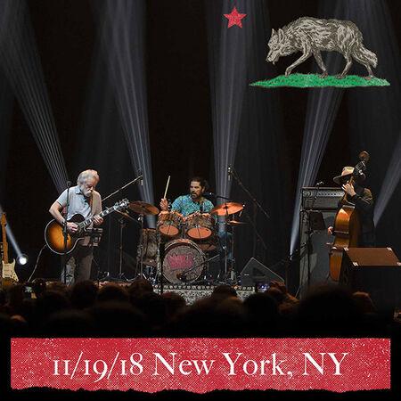 11/19/18 Beacon Theatre, New York, NY