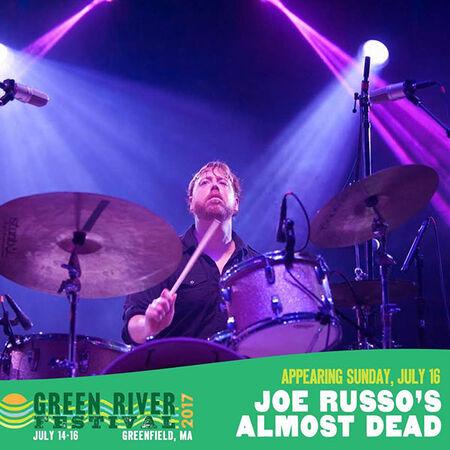07/16/17 Green River Music Festival, Greenfield, MA