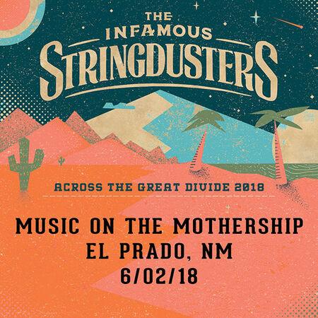 06/02/18 Music On The Mothership, El Prado , NM