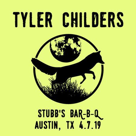 04/07/19 Stubb's Bar-B-Q, Austin, TX