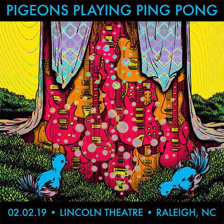 02/02/19 Lincoln Theatre, Raleigh, NC