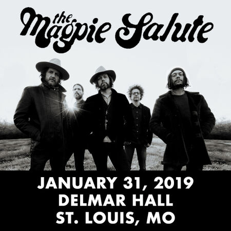 01/31/19 Delmar Hall, St. Louis, MO
