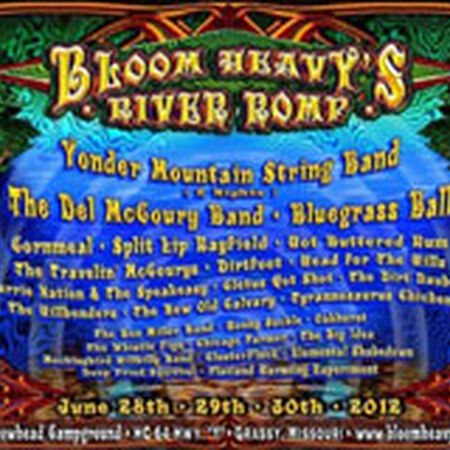 06/30/12 Bloom Heavy River Romp, Grassy, MO