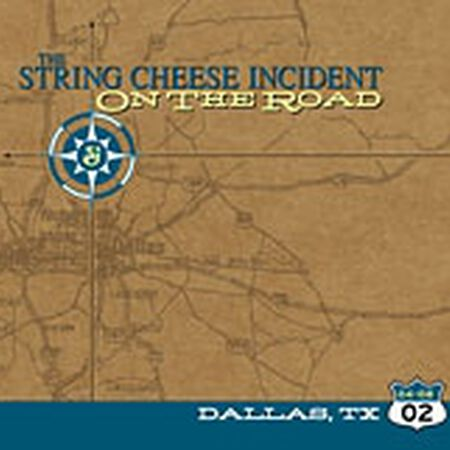 04/08/02 Bronco Bowl, Dallas, TX
