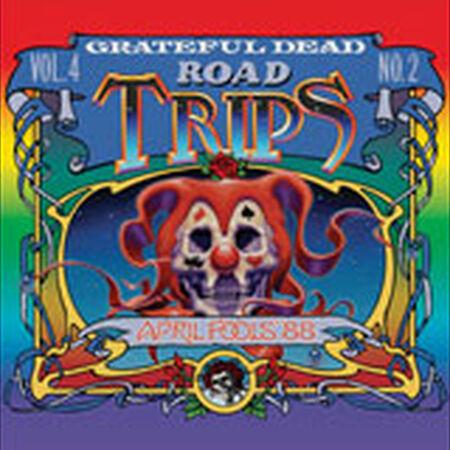 04/01/88 Road Trips Vol 4, No 2: Brendan Byrne Arena, East Rutherford, NJ