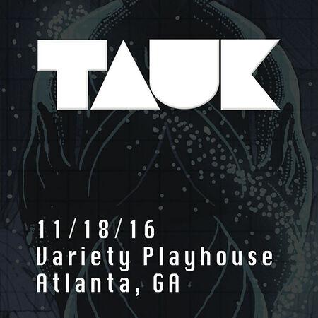 11/18/16 Variety Playhouse, Atlanta, GA