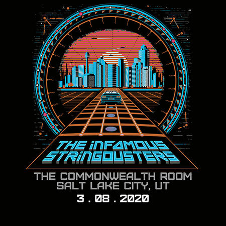 03/08/20 The Commonwealth Room, Salt Lake City, UT