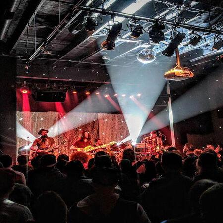 12/06/17 Reverb Lounge, Omaha, NE