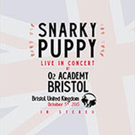 10/05/15 O2 Academy, Bristol, UK