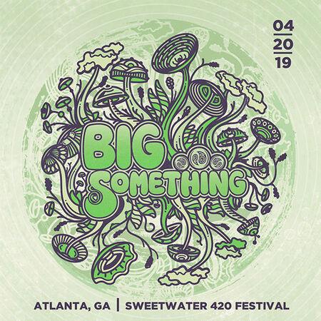 04/20/19 Sweetwater 420 Festival, Atlanta, GA
