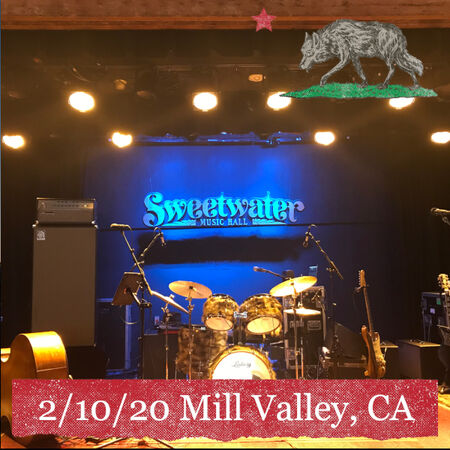 02/10/20 Sweetwater Music Hall, Mill Valley, CA