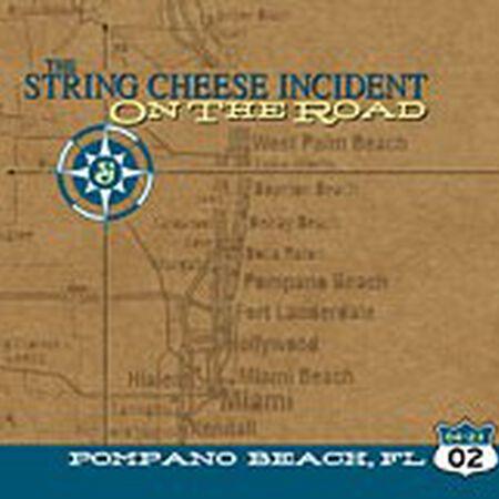 04/23/02 Pompano Beach Amphitheatre , Pompano Beach, FL